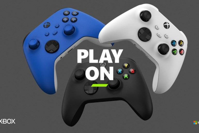 Xbox Series X|S Controller