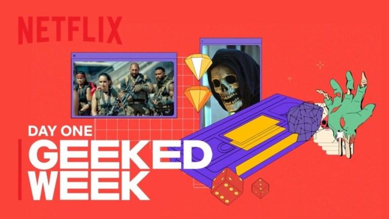 Geeked Week Day 1