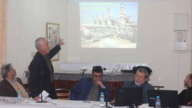 """صورة تقرير عن ندوة اطاك اسفي:  """" الوضع البيئي في المغرب مدينة آسفي نموذجاً """""""