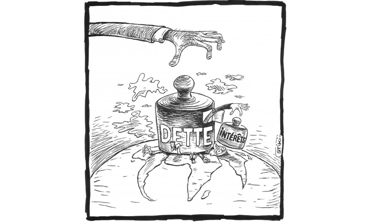 صورة الديون كأداة للسيطرة ونقل للثروات: هل هو ظاهرة جديدة؟