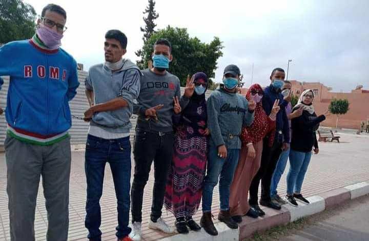 صورة البطالة شبح مخيف : حوار مع معطل من مدينة كلميم