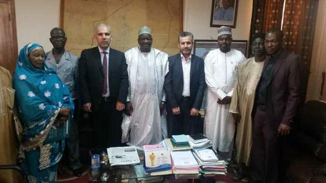 توقيع اتفاقية بين جامعة الزهراء في تركيا وجامعة التضامن في وزارة التعليم العالي بالنيجر