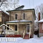 SOLD FOR OVER LIST PRICE! 35 Dennistoun Avenue in Peterborough