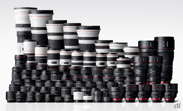 Canon_EFレンズ