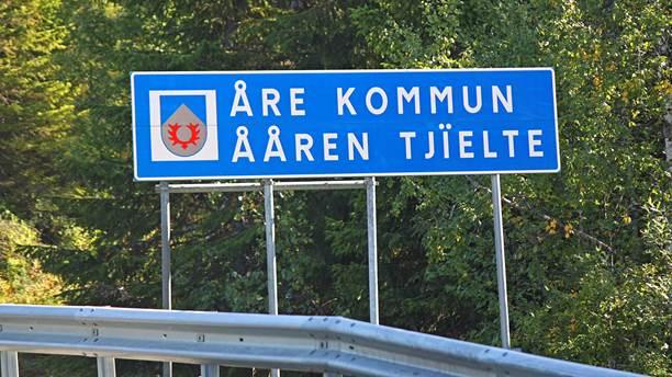 Attefallshus Åre