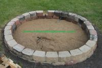 How to Build a Simple Backyard Fire Pit