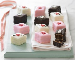Valentine's Day Petit-Fours from Williams-Sonoma