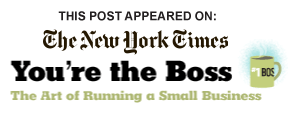 NY TIMES SMALL BUSINESS