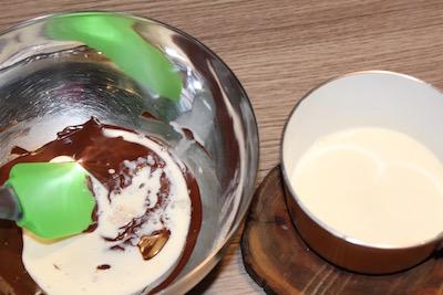 Mousse au chocolat de Philippe Conticini