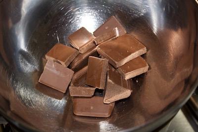 Le Galet Chocolat de Jimmy Mornet
