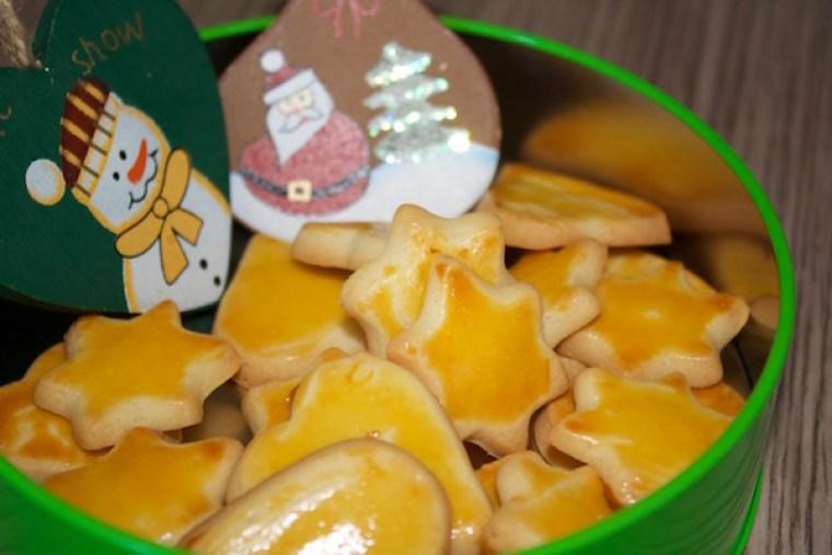 Biscuits de Noël: Milanais