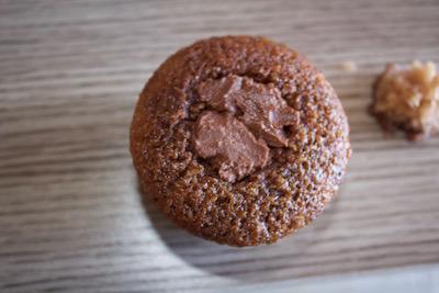 Cupcakes chocolat praliné de Christophe Michalak