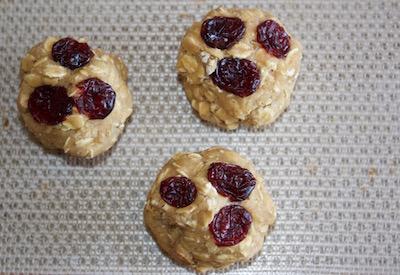 Cookies aux flocons d'avoine (Oatmeal Cookies)