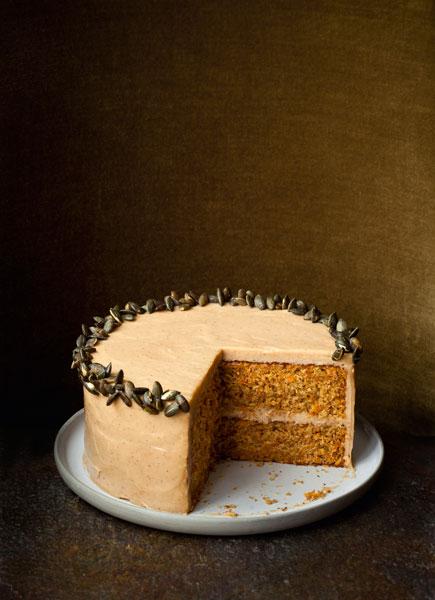 L'incroyable Carrot Cake de Cenk Sönmezsoy