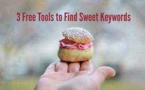 3 free keyword research tools