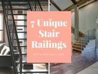 7 Unique Stair Railings - Pictures & Design Idea ...