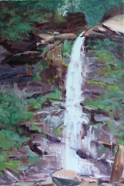 Plattekill Falls