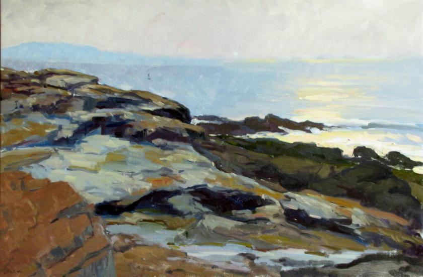 Gray Rocks Morning2