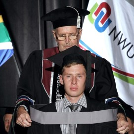 Hannes Welthagen - Meganiese Ingenieurswese Noordwes Universiteit 2014