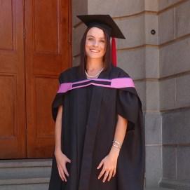 Maggie Bergh – BSc Fisioterapie Universiteit van die Vrystaat 2014