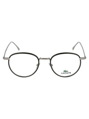 LACOSTE MEN'S L2602ND001 BLACK METAL GLASSES