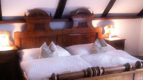 Gästezimmer der Bachtaverne