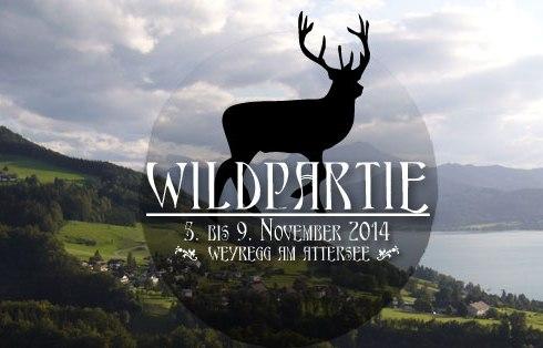 Einladung zur Wildpartie