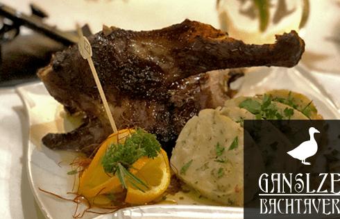 Martinigansl 2019 im Restaurant Bachtaverne in Weyregg am Attersee