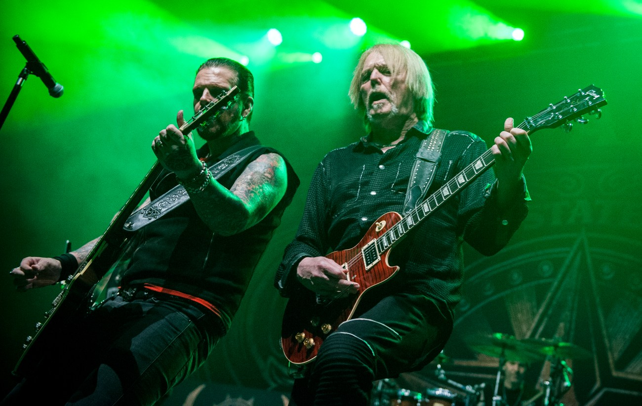 black star riders - the ritz manchester 27.10.19 by mike ainscoe 13