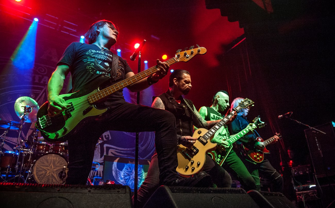 black star riders - the ritz manchester 27.10.19 by mike ainscoe 5