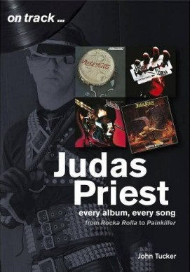 judas priest on track