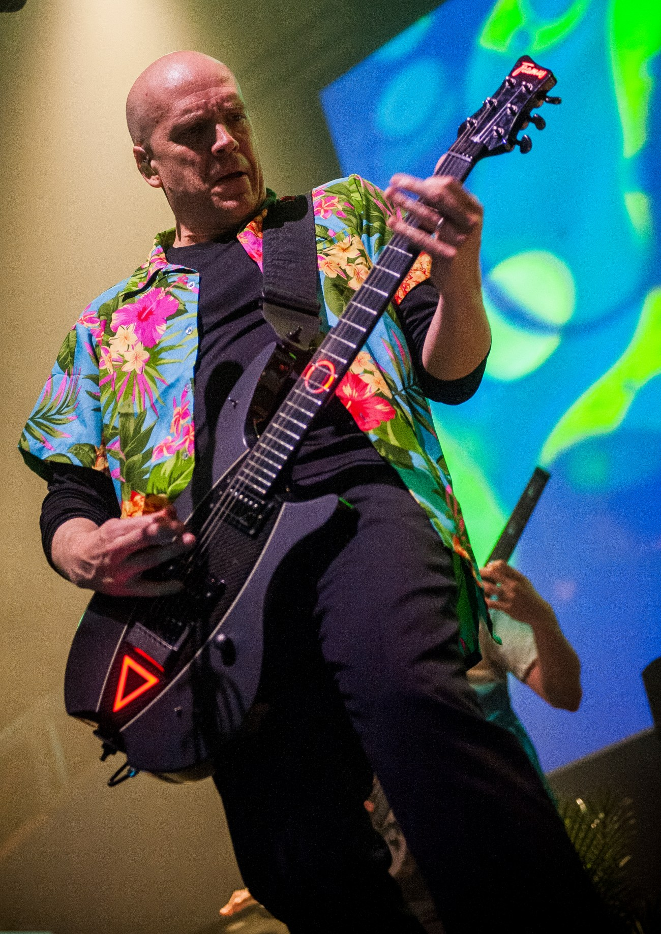 devin townsend manchester albert hall 10.12.19 by mike ainscoe 14