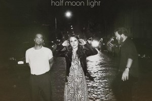 the lone bellow half moon light