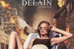 Delain - Apocalypse & Chill - Artwork