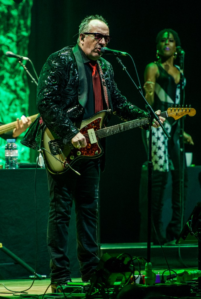 elvis costello sheffield city hall 7.3.20 by mike ainscoe 2