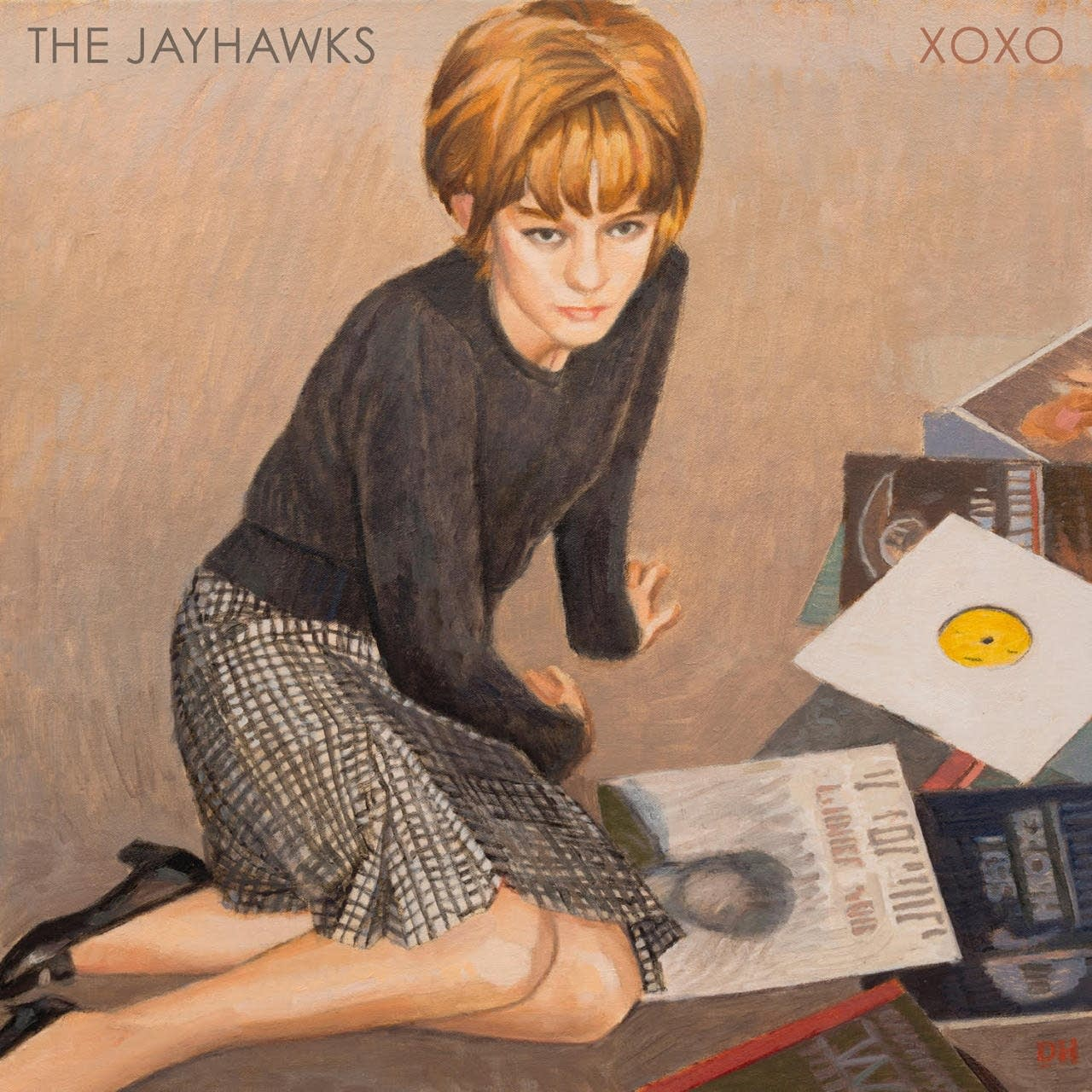 the jayhawks XOXO