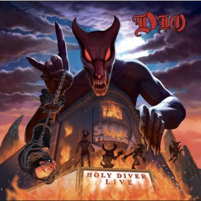 cover Dio - Holy Diver Live Digital Tracklisting