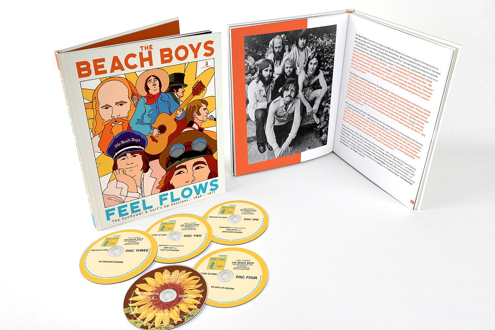 beach boys feel flows