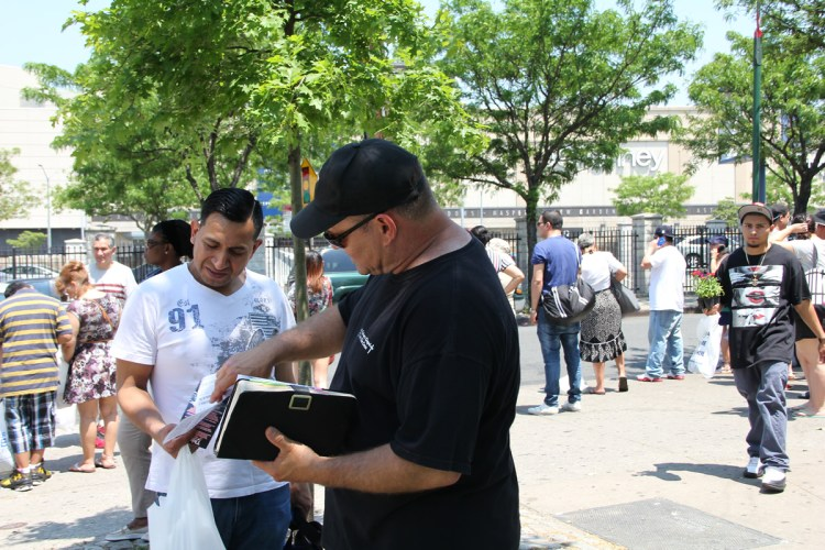 CCATC Outreach on May 28, 2016