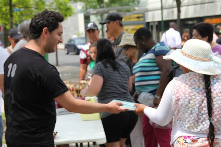 CCATC Outreach on June 4, 2016