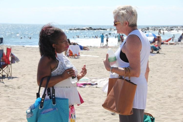 2016 Beach Baptism