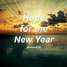 Hope for the New Year