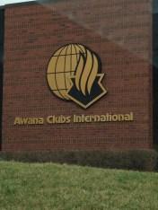 Visiting Awana headquarters