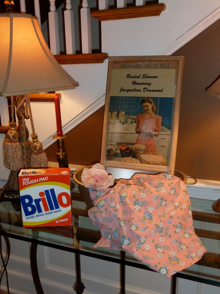 Jackie's Bridal Shower: 1950s Housewife Theme (4/6)