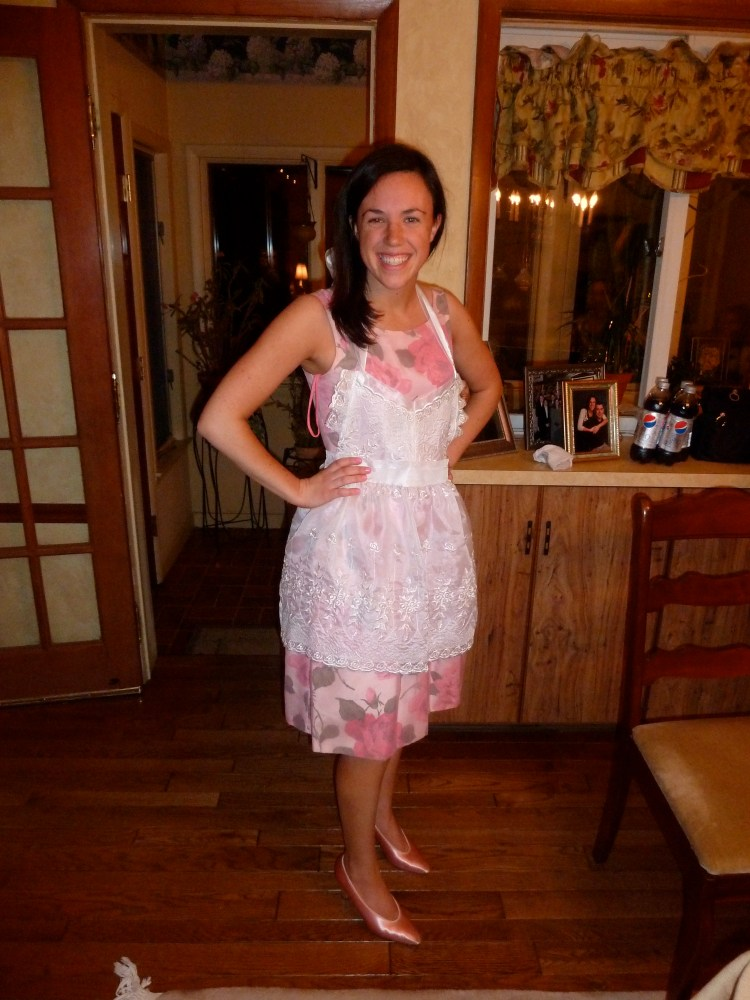 Jackie's Bridal Shower: 1950s Housewife Theme (2/6)