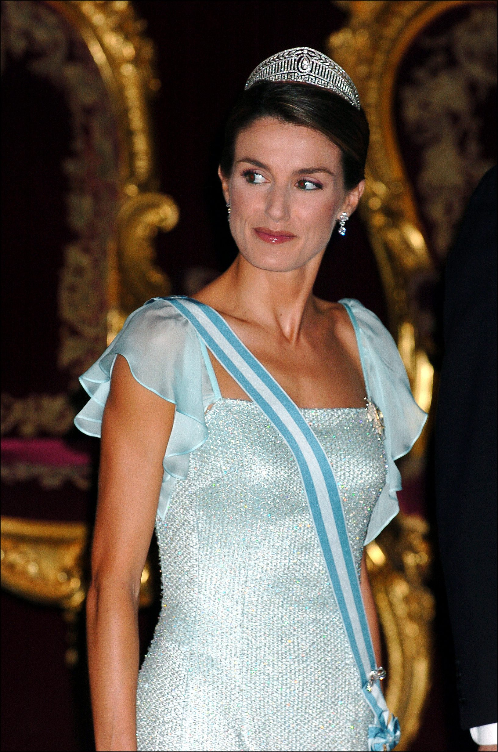 The Prussian or Hellenic Tiara  Spanish Royals