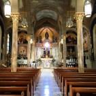 Inside Our Lady of Grace Roman Catholic Church