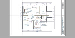 Twin Cities, MN Basement drawings
