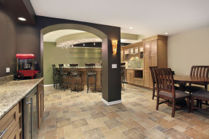 Basement Finshing Remodel Minnesota