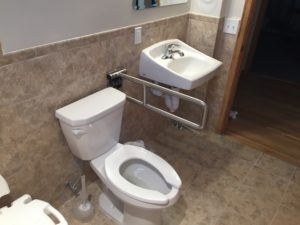 Minneapolis, MN Handicap Bathroom Remodel